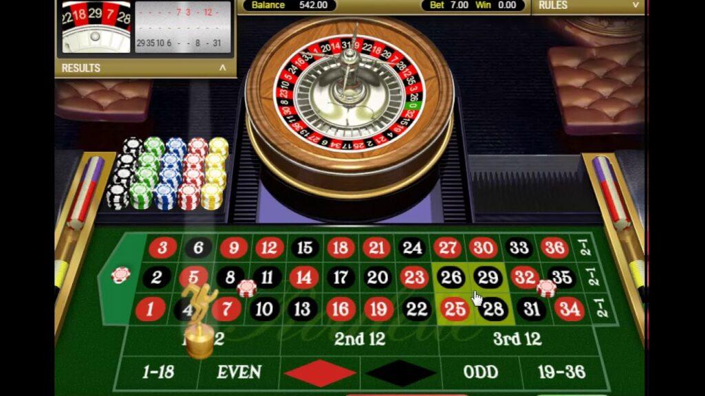 Mengenal Jenis Taruhan Judi Roulette Casino Online